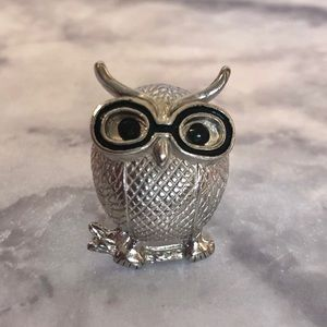 Adorable Owl Ring
